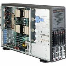 Supermicro 8047R-TRF+ Barebone System - 4U Tower - Socket R LGA-2011 - 4 x Processor Support
