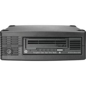 HPE StoreEver LTO-6 Ultrium 6250 SAS External Tape Drive