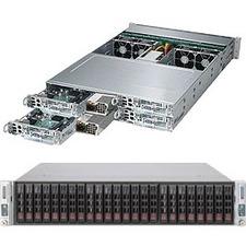 Supermicro 2028TP-HC0TR Barebone System - 2U Rack-mountable - Socket LGA 2011-v3 - 2 x Processor Support