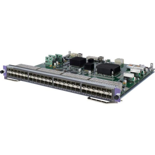 HPE 7500 48-port GbE SFP Enhanced Module
