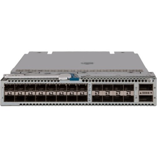 HPE FlexNetwork 5930 24-Port 10GbE SFP/SFP+ and 2-Port 40GbE QSFP+ Module