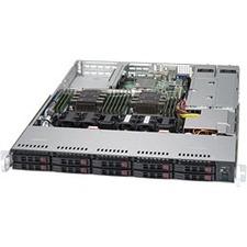 Supermicro SuperServer 1029P-WTRT Barebone System - 1U Rack-mountable - Socket P LGA-3647 - 2 x Processor Support