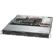 Supermicro SuperServer 6018R-MTR-BULK Barebone System - 1U Rack-mountable - Socket R3 LGA-2011 - 2 x Processor Support