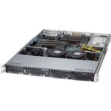 Supermicro SuperServer 6017R-TDF+ Barebone System - 1U Rack-mountable - Socket R LGA-2011 - 2 x Processor Support