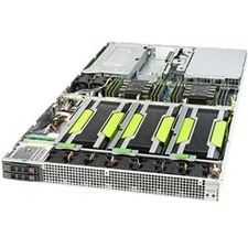 Supermicro SuperServer 1029GQ-TRT Barebone System - 1U Rack-mountable - Socket P LGA-3647 - 2 x Processor Support