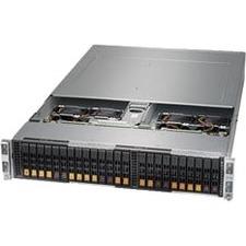 Supermicro A+ Server 2123BT-HNC0R Barebone System - 2U Rack-mountable - Socket SP3 - 2 x Processor Support