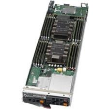 Supermicro SuperBlade SBI-4129P-T3N Barebone System Blade - Socket P LGA-3647 - 2 x Processor Support