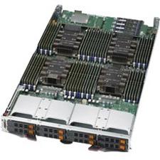 Supermicro SuperBlade SBI-8149P-T8N Barebone System Blade - Socket P LGA-3647 - 4 x Processor Support