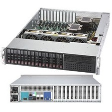 Supermicro SuperServer 2029P-TXRT Barebone System - 2U Rack-mountable - Socket P LGA-3647 - 2 x Processor Support