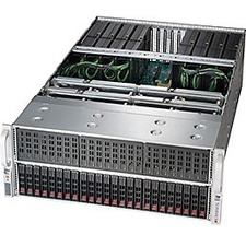 Supermicro SuperServer 4029GP-TRT Barebone System - 4U Rack-mountable - Socket P LGA-3647 - 2 x Processor Support
