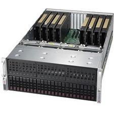 Supermicro SuperServer 4029GP-TRT2 Barebone System - 4U Rack-mountable - Socket P LGA-3647 - 2 x Processor Support