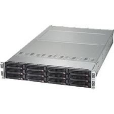 Supermicro SuperServer 6029TP-HC0R Barebone System - 2U Rack-mountable - Socket P LGA-3647 - 2 x Processor Support