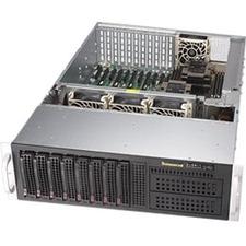 Supermicro SuperServer 6039P-TXRT Barebone System - 3U Rack-mountable - Socket P LGA-3647 - 2 x Processor Support