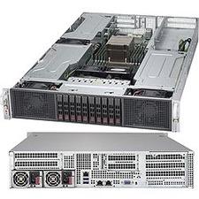 Supermicro SuperServer 2029GP-TR Barebone System - 2U Rack-mountable - Socket P LGA-3647 - 2 x Processor Support