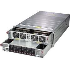 Supermicro SuperServer 4029GP-TVRT Barebone System - 4U Rack-mountable - Socket P LGA-3647 - 2 x Processor Support