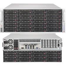 Supermicro SuperStorage 6049P-E1CR36L Barebone System - 4U Rack-mountable - Socket P LGA-3647 - 2 x Processor Support