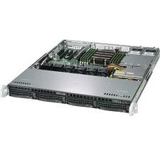 Supermicro A+ Server 1013S-MTR Barebone System - 1U Rack-mountable - Socket SP3 - 1 x Processor Support