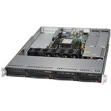 Supermicro SuperServer 5019P-WTR Barebone System - 1U Rack-mountable - Socket P LGA-3647 - 1 x Processor Support