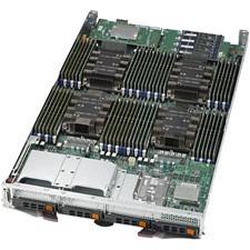Supermicro SuperBlade SBI-8149P-C4N Barebone System Blade - Socket P LGA-3647 - 4 x Processor Support