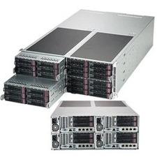 Supermicro SuperServer F629P3-RC0B Barebone System - 4U Rack-mountable - Socket P LGA-3647 - 2 x Processor Support