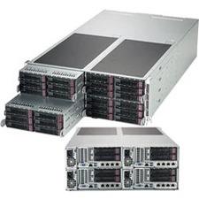 Supermicro SuperServer F629P3-RC1B Barebone System - 4U Rack-mountable - Socket P LGA-3647 - 2 x Processor Support