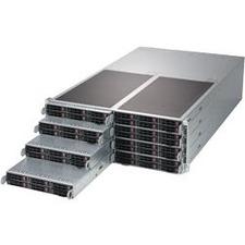Supermicro SuperServer F619P2-RTN Barebone System - 4U Rack-mountable - Socket P LGA-3647 - 2 x Processor Support