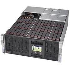 Supermicro SuperStorage 6049P-E1CR45H Barebone System - 4U Rack-mountable - Socket P LGA-3647 - 2 x Processor Support