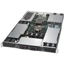 Supermicro SuperServer 1029GP-TR Barebone System - 1U Rack-mountable - Socket P LGA-3647 - 2 x Processor Support