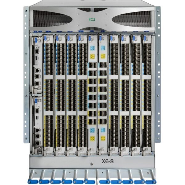 HPE SN8600B 8-slot Power Pack+ Director Switch