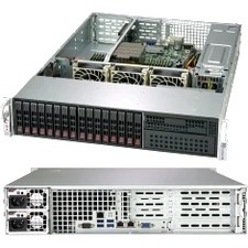 Supermicro A+ Server 2113S-WTRT Barebone System - 2U Rack-mountable - Socket SP3 - 1 x Processor Support