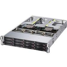 Supermicro A+ Server 2023US-TR4 Barebone System - 2U Rack-mountable - Socket SP3 - 2 x Processor Support