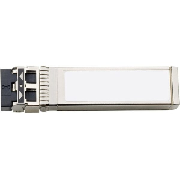 HPE 16Gb SFP+ Short Wave Extended Temperature 1-pack Pull Tab Optical Transceiver