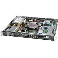 Supermicro SuperServer 1019C-FHTN8 Barebone System - 1U Rack-mountable - Socket H4 LGA-1151 - 1 x Processor Support
