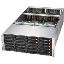 Supermicro SuperServer 6049GP-TRT Barebone System - 4U Rack-mountable - Socket P LGA-3647 - 2 x Processor Support