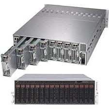 Supermicro SuperServer 5039MC-H8TRF Barebone System - 3U Rack-mountable - Socket H4 LGA-1151 - 1 x Processor Support