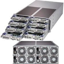 Supermicro SuperServer F619P2-FT Barebone System - 4U Rack-mountable - Socket P LGA-3647 - 2 x Processor Support