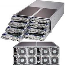 Supermicro SuperServer F619P3-FT Barebone System - 4U Rack-mountable - Socket P LGA-3647 - 2 x Processor Support