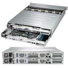 Supermicro SuperStorage 2029P-DN2R24L Barebone System - 2U Rack-mountable - Socket P LGA-3647 - 2 x Processor Support