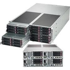 Supermicro SuperServer F629P3-RTB Barebone System - 4U Rack-mountable - Socket P LGA-3647 - 2 x Processor Support