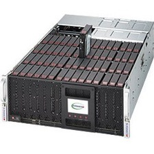 Supermicro SuperStorage 6049P-E1CR60L+ Barebone System - 4U Rack-mountable - Socket P LGA-3647 - 2 x Processor Support