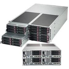 Supermicro SuperServer F629P3-RTBN Barebone System - 4U Rack-mountable - Socket P LGA-3647 - 2 x Processor Support