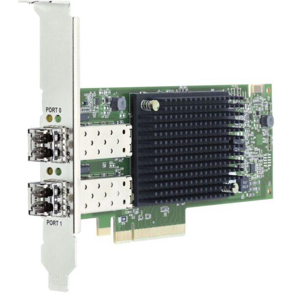 Lenovo ThinkSystem Emulex LPe35002 32Gb 2-port PCIe Fibre Channel Adapter