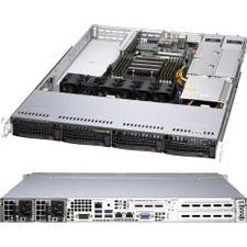 Supermicro A+ Server 1014S-WTRT Barebone System - 1U Rack-mountable - Socket SP3 - 1 x Processor Support
