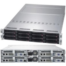 Supermicro A+ Server 2014TP-HTR Barebone System - 2U Rack-mountable - Socket SP3 - 1 x Processor Support