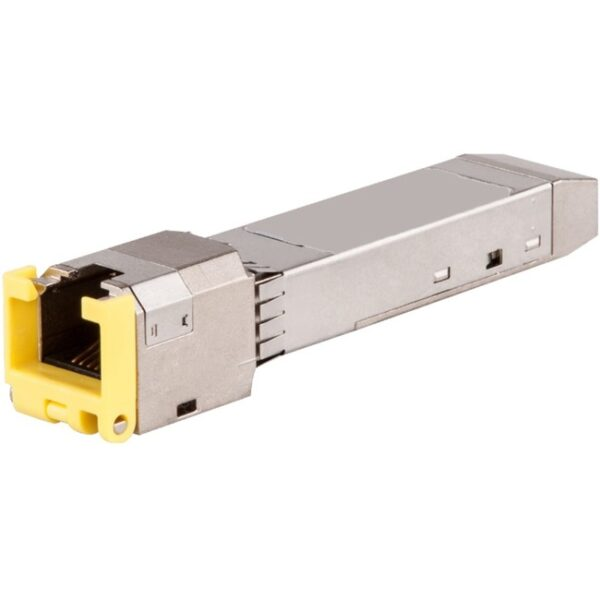 HPE 1GBASE-TX SFP RJ45 100m Transceiver
