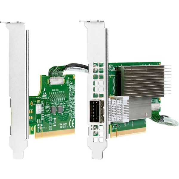 HPE Mellanox MCX653105A-HDAT Infiniband/Ethernet Host Bus Adapter