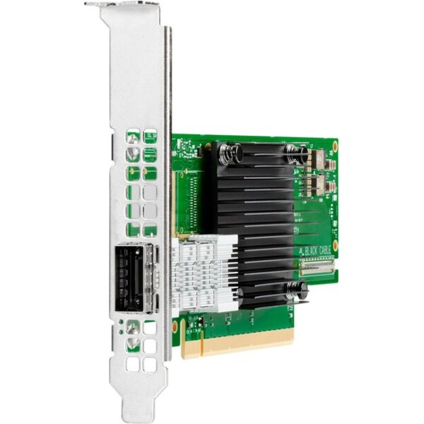 HPE Mellanox MCX653105A-ECAT Infiniband/Ethernet Host Bus Adapter