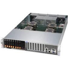 Supermicro SuperServer 2049P-TN8R Barebone System - 2U Rack-mountable - Socket P LGA-3647 - 4 x Processor Support