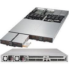 Supermicro SuperStorage SSG-136R-N32JBF Barebone System - 1U Rack-mountable