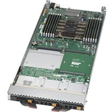 Supermicro SuperBlade SBI-6419P-T3N Barebone System Blade - Socket P LGA-3647 - 1 x Processor Support
